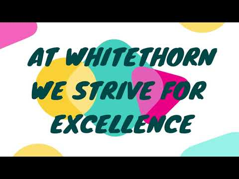 Whitethorn Primary School Culture