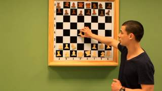 "Урок №5 Шахматы с Маратом Сулеймановым ""Шахматный дебют"""