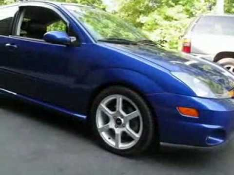 2004 Ford Focus SVT Coupe