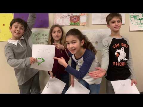 "Yavneh Day School's Kitah Dalet shares the song ""Ksheomrim"" by Yonatan Gefen."