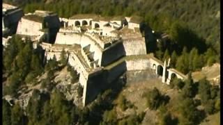 La fortezza di Fenestrelle - La grande muraglia piemontese