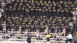 "2013 Alabama State University(Mighty Marching HORNETS) PLAYING ""NOBODY"