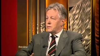 Peter Robinson Interview - G8, Economy and Parades
