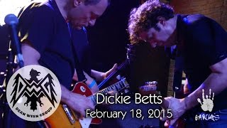 Dean Ween Group: Dickie Betts [HD] 2015-02-18 - Port Chester, NY
