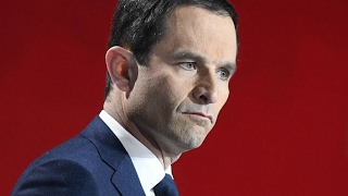 France  Outsider Hamon shakes up left wing presidential primaries