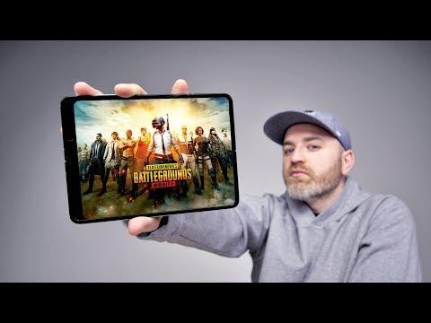 Gaming On The Samsung Galaxy Fold