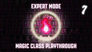 Terraria 1.3 - Expert Mode Magic Class(Mage) Playthrough - Part 7: The Prime, Destroyer, Plantera