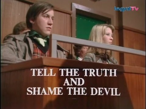 Crown Court - Tell The Truth... (1976)