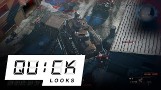 Wasteland 3: Quick Look (Video Game Video Review)