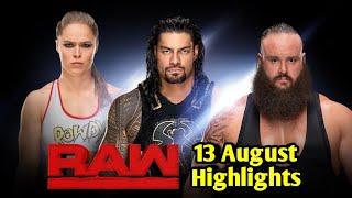 wwe raw highlights in hindi