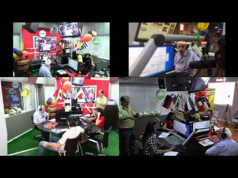 Radio Aurora 100.7 FM. Suren Baghdasaryan