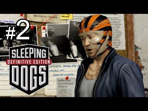 Sleeping Dogs | #2 摔角手沈偉