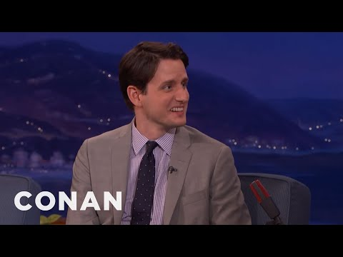 Zach Woods Got Drunk Off Half A Beer  - CONAN On TBS
