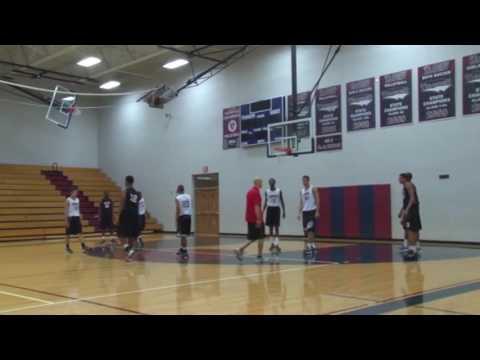 Defending Ball Screens - Switching - Jim Huber Defense