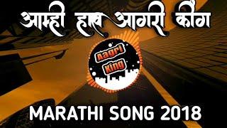 Amhi hav aagri king | ekvira aai new song 2018