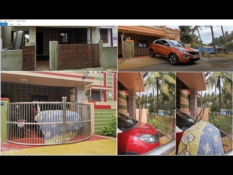 How to extend car parking area | House Gate ideas  | smart parking | Parking Ideas | Curve Gates