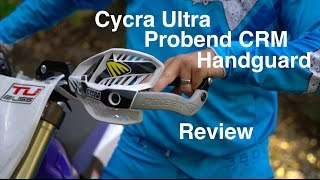 Cycra Ultra ProBend CRM Handguard Review - Episode 198
