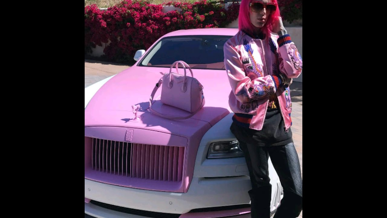 jeffree star gets a new rolls royce| snapchat story - youtube