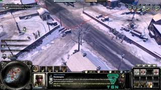 Company of Heroes 2- Ardennes Assault Gameplay 1080p HD #5