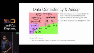 Building tiered data stores using Aesop to bridge SQL and NoSQL systems