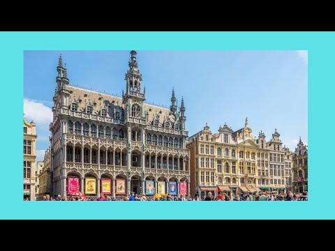 The Grand Place (Grote Markt, Market Square) in Brussels, Belgium