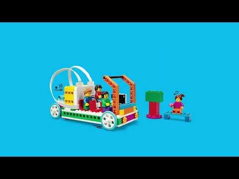 Descobreix SPIKE Essential de LEGO Education
