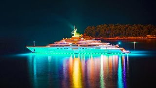 Top 10 Most Luxurious Yacht In The World 2016