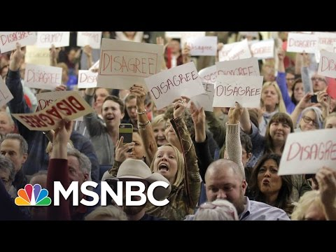 Mitch McConnell, Members Of Congress Face The Heat At Town Halls | Morning Joe | MSNBC