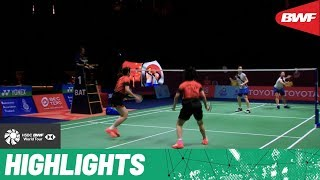 PRINCESS SIRIVANNAVARI Thailand Masters 2020 | Finals WD Highlights | BWF 2020