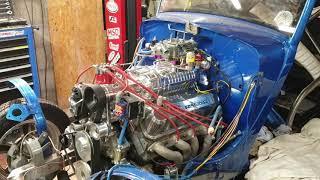 Whipple supercharged 347ci sbf Windsor
