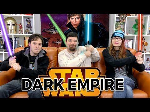 Emperor Palpatine Returns! | Star Wars: Dark Empire | Back Issues