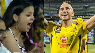Faf Injured out of ipl 2018.