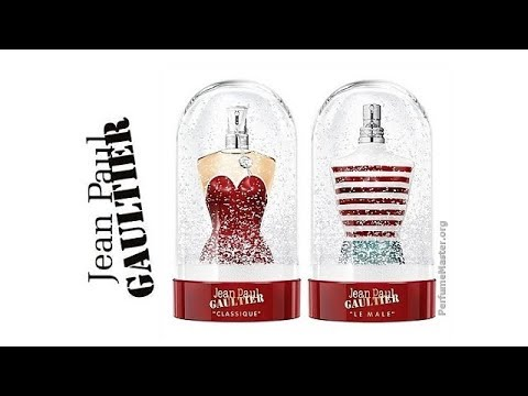jean paul gaultier boule a neige perfume collection 2017 youtube. Black Bedroom Furniture Sets. Home Design Ideas