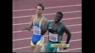 4071 Olympic Track & Field 1992 4x400m Men