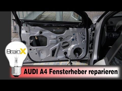 AUDI A4 B6//B7 8E ELEKTRISCHE FENSTERHEBER REPARATURSATZ HINTEN LINKS