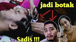 Download Video DI BOTAKIN SAMA ISTRI BIKIN EMOSI | PRANK 5 MP3 3GP MP4