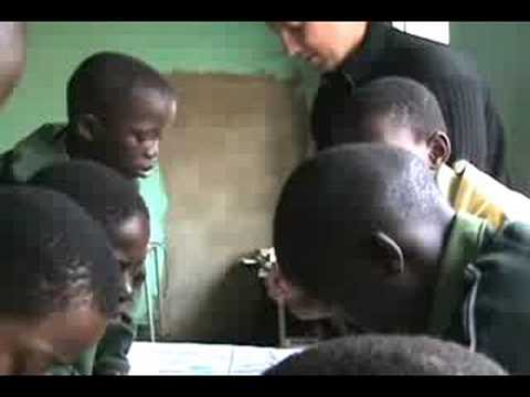 Expressive Arts therapy for African children: Intl Assn of Arts in Healthcare: