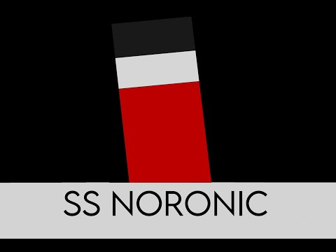 SS Noronic ~ The Queen of the Canadian Ships