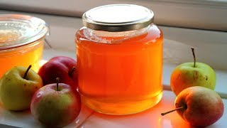 Apple Jelly Recipe - How to Make Apple Jelly Recipe | Apple JAM