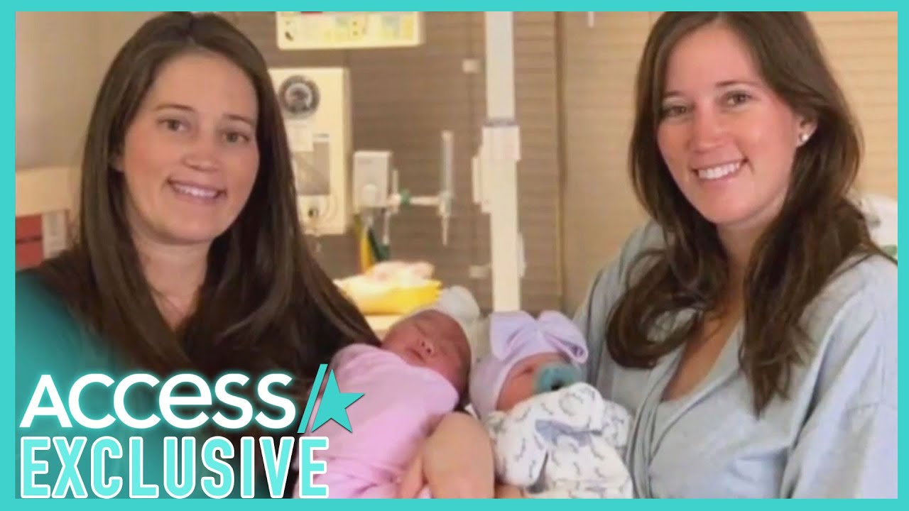 Twins Give Birth 90 Minutes Apart On Their 33rd Birthday