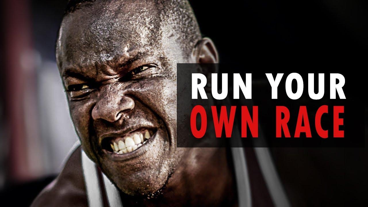 Download Run Your Race- Best Motivational Speech of 2020