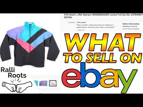 Cha CHING! 🤑💰💸 What items sell on eBay for PROFIT in 2018!