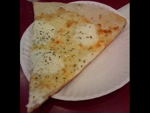Recipe of New York Style White Pizza