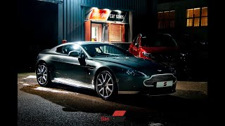 Aston Martin Vantage Sportshift - Too Slow?