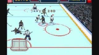 Gameplay - Brett Hull Hockey