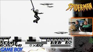 |SPID07| #2 To The Rooftops / The Rooftops | HOBGOBLIN | Let's Play SPIDER MAN | Game Boy