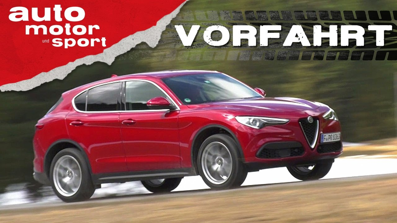 Alfa Romeo Stelvio: Zu schön, um wahr zu sein? - Vorfahrt | auto motor und sport