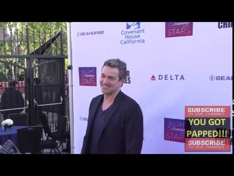 Jon Tenney arriving to the Covenant House Of California's Annual Fundraising Gala   A Night Honoring