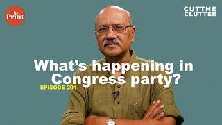 Weaving Hindi oldies & cricket into Congress politics & its self pity