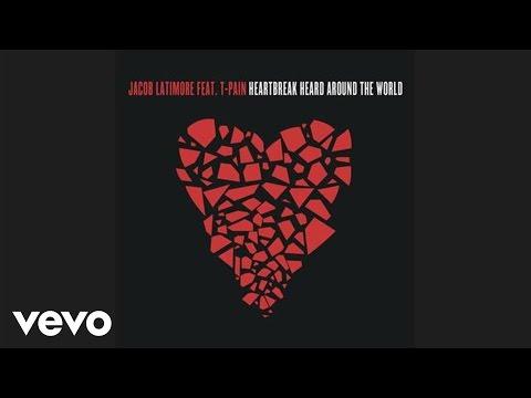 Jacob Latimore - Heartbreak Heard Around the World (Audio) ft. T-Pain